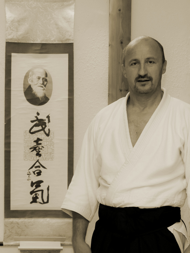 Hubert Zeus Sensei