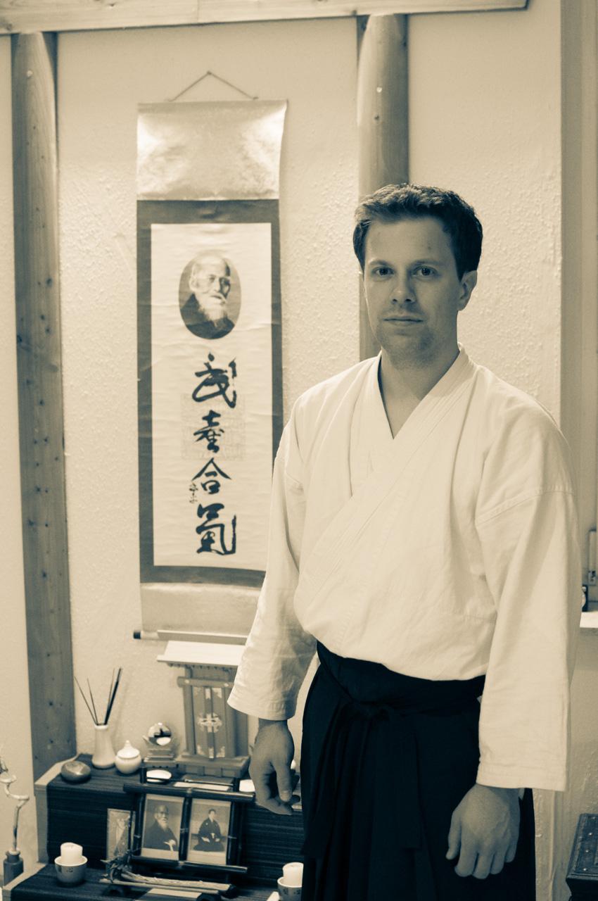 Stefan Busch Sensei