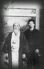 O-Sensei und Satio Sensei