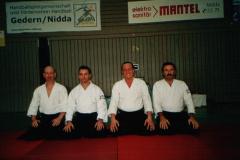 Erinnerungen  History 1981-2003 Dojo Cho Christian Büttner Sensei