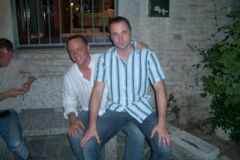 Ulf und Paolo 2006