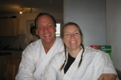 Yudansha-Seminar 2008