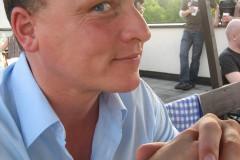 Grillen bei Hubert 2008